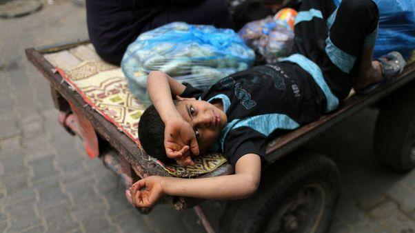 Gaza laments deadly start to Ramadan, amid funerals and debris