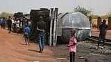 Niger: 58 morts dans l'explosion d'un camion-citerne à Niamey