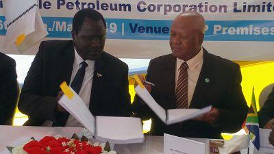 Le nouvel accord pétrolier entre le Soudan du Sud et l'Afrique du Sud est un stimulant pour la paix, la stabilité économique et l'industrie pétrolière