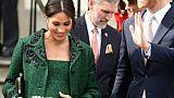 Naissance royale: le travail a commencé pour l'épouse du prince Harry