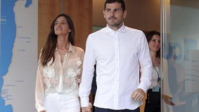 Casillas lascia l'ospedale