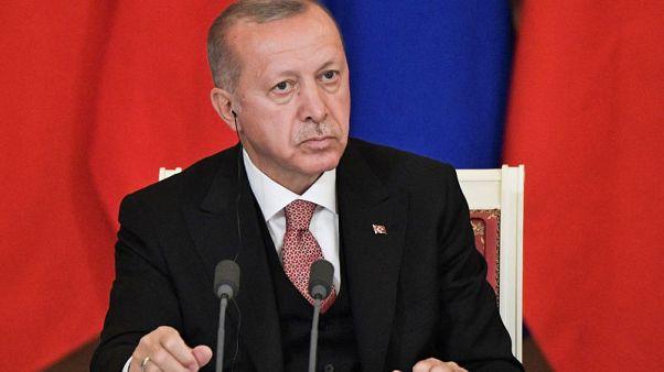 أردوغان: تركيا تتوقع من حلف الأطلسي دعم حقوقها في شرق المتوسط