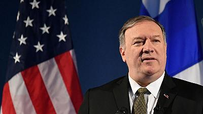 Pompeo warns about Russia, China activities in Arctic