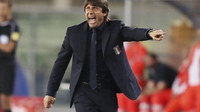 Conte, al 60% allenerò in Italia