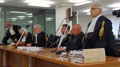 Ucciso in carcere Sassari, tre ergastoli