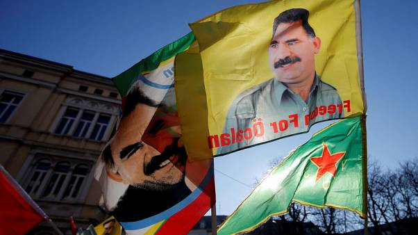 Jailed PKK leader Ocalan calls on SDF to avoid conflict in Syria - Turkish lawyers