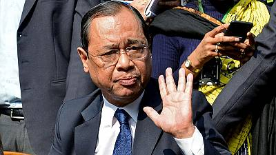 Indian judges' panel clears chief justice of sexual harassment