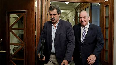 Greece seeks confidence vote after row over quadriplegic candidate