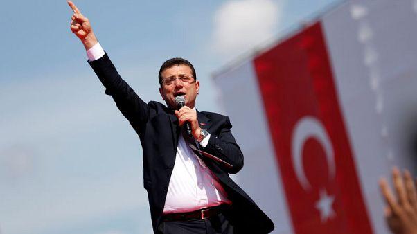 مجلس الانتخابات في تركيا يبدأ تقييم طلب إعادة انتخابات اسطنبول