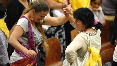 Papa: 9 maggio riceve 500 rom e sinti