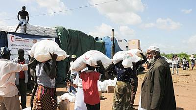 Emirates Red Crescent (ERC) offers food assistance to 60,000 families affected by cyclone Idai in Malawi