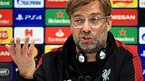 "C1: un Liverpool-Barça sans Firmino ni Salah, ""ça ne rend pas la vie plus facile"", ironise Klopp"