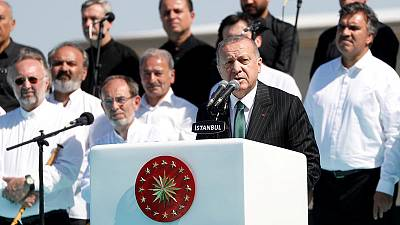 Turkish board rules to re-run Istanbul election lost by Erdogan's AK Party