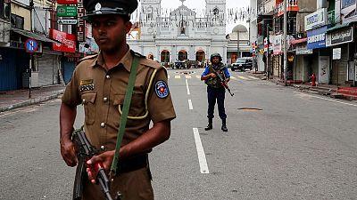 Sri Lanka says dismantles big part of bombers' network, freezes assets