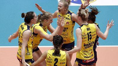 Volley: Conegliano campione Italia donne