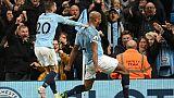 Angleterre: Manchester City à une victoire du titre après son succès contre Leicester (1-0)