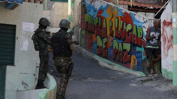 At least eight dead as cops raid Rio slum amid sharp rise in killings by police