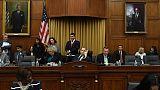 U.S. Democrats edge towards court battles over Mueller, Trump's taxes