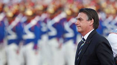 Brazil President Bolsonaro mulls trip to Texas after NYC visit nixed