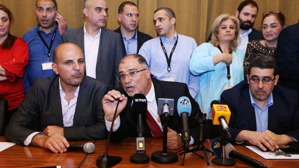 موظفو مصرف لبنان المركزي يعلقون الإضراب حتى الجمعة