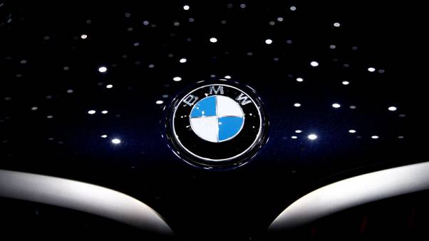 BMW first quarter profit falls 78 percent, hit by 1.4 billion euros legal provision, expenses