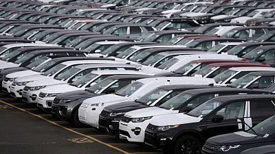UK new car registrations fall 4.1 percent in April - SMMT