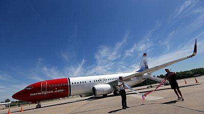 Norwegian Air reports rise in April load factor, yield