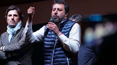 Salvini, no a governi a tavolino