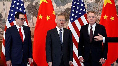 China vice premier going to U.S. for trade talks despite Trump threats