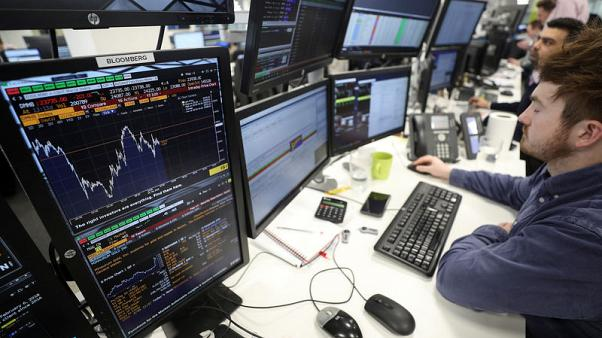 Asia-focussed banks lead FTSE 100 lower as China-U.S. trade tension grows