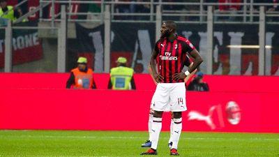 Milan:chiarimento fra Gattuso e Bakayoko
