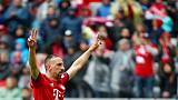 Ribery to play on for a couple of seasons after Bayern exit