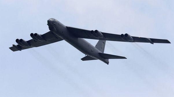 أمريكا: قاذفات من طراز بي-52 ستكون ضمن القوة المرسلة للشرق الأوسط