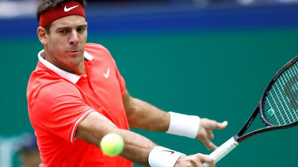 Del Potro says to play singles at Madrid Open