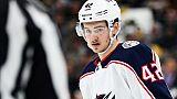 Play-offs NHL: fin de partie pour les Blue Jackets et Alexandre Texier