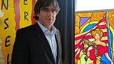 Catalonia's Puigdemont urges Pedro Sanchez to be open to dialogue