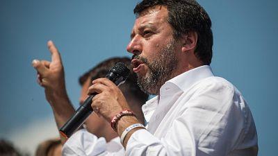 Salvini, Lega voterà contro revoca Siri