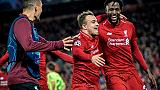 Impresa Liverpool, 4-0 al Barca,è finale