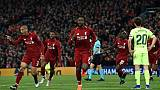 """C1: Liverpool réussit son """"come back"""" contre Barcelone 4-0 et se qualifie pour la finale"""
