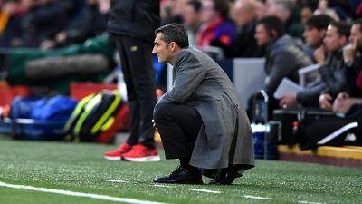 Valverde: Ko terribile per il Barcellona
