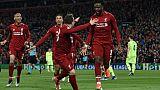 Ligue des champions: l'incroyable come-back de Liverpool