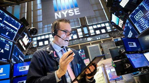 Stocks rebound on China trade deal indication, bonds fall