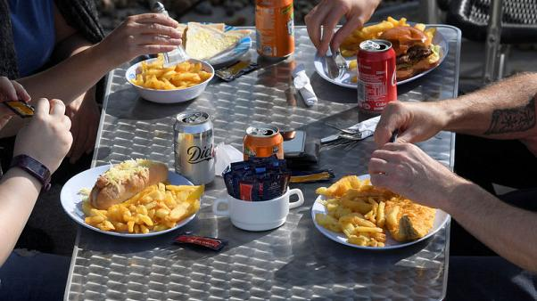 Britons recover their appetite for food and drink - surveys