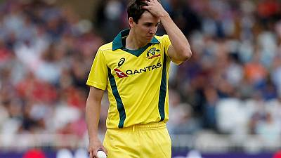 Cricket - Australian paceman Richardson ruled out of World Cup
