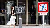 Japan April services PMI slips as new business growth slows