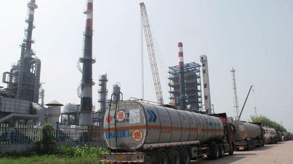 واردات الصين من النفط تسجل مستوى قياسيا في أبريل
