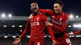 Liverpool's victory hailed as the 'Miracle of Anfield'