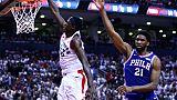 Demi-finales de Conférences NBA: les Raptors et les Nuggets mènent la danse