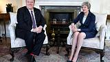 Pompeo says U.S. relationship with UK is special, whatever the differences