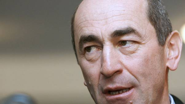 Armenia's jailed ex-president: I'll join struggle against new leaders